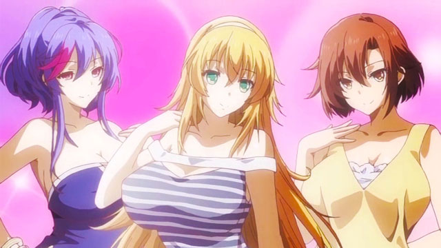 Shigokare: Ecchi na Joshi Daisei to Doki x2 Love Lesson!! The Animation - Ep.1 - No Title